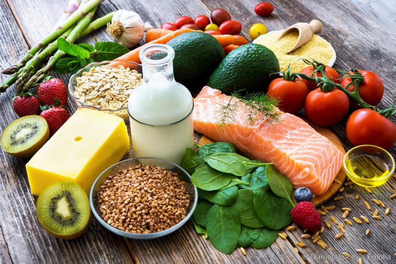 Die richtigen Lebensmittel bei Arthrose