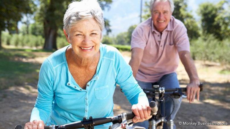 Sport hilft bei Arthrose