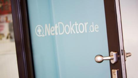 NetDoktor Eingang