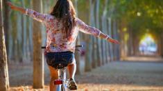 Fahrrad, Sport, Kopfschmerzen
