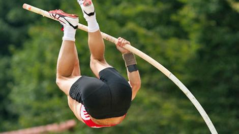 sport, hochsprung, stabhochsprung