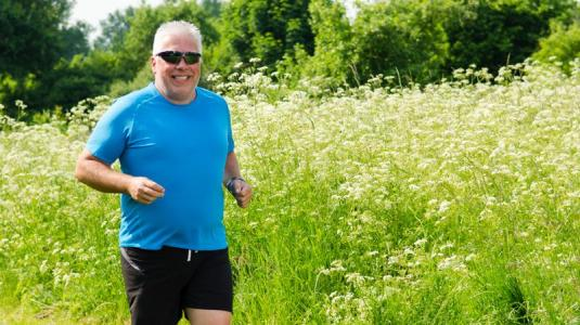 bei übergewicht fördern schon vier minuten training ausdauer und gesundheit.