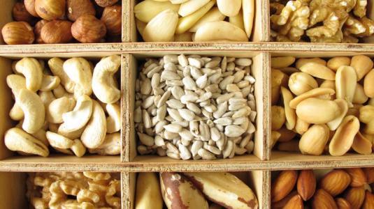 Nüsse - kerniges Superfood