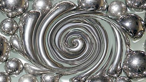 Quecksilber Schwermetall