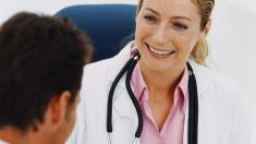 Kinderwunsch, Diagnostik, Ärztin, Mann