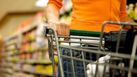 abnehmen, einkaufen, lebensmittel