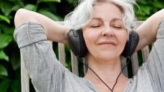 Musik hören hilft dem Herz