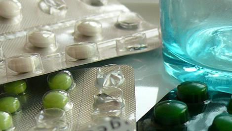 medikamente, pillen