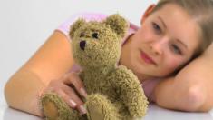 Teddy, Bär, Spielzeug, Kuscheltier