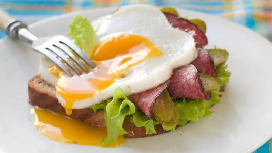 Eier; Cholesterin