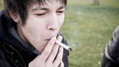 Rauchen ist uncool