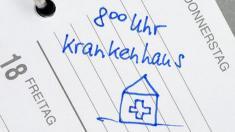 Krankenhaus, Klink,