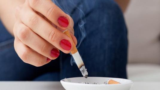 rauchen, psychische belastung und drogenprobleme