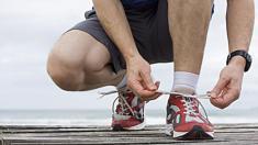 Turnschuhe, Laufen, Beine