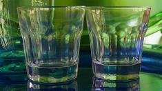 Alkohol, Gläser,