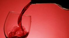 Rotwein, Wein