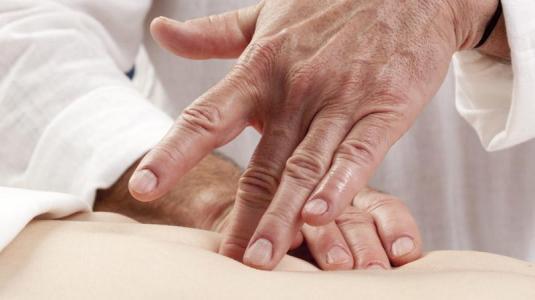 epigastrische hernie