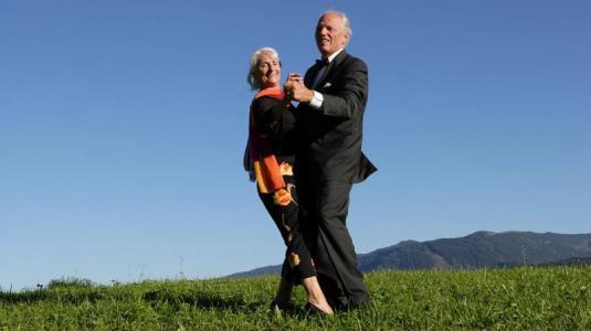 fitte senioren: tanzen ist gesund