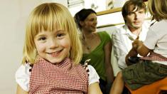 Migräne, Kopfschmerzen, Familie, Vater, Mutter, Kinder