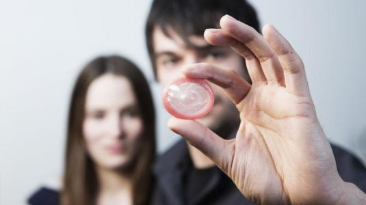 kondom gerissen
