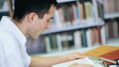 Lesen, Bibliothek