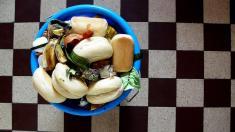Lebensmittel, Essen, Abfall, Müll