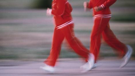 läufer, jogger