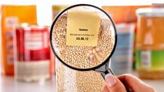 Mindesthaltbarkeitsdatum, MHD, Lebensmittel