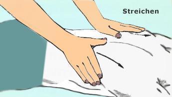 Massagetechniken Video