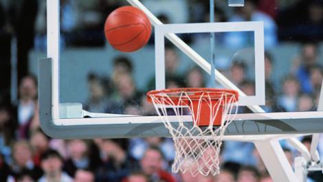 basketball, basketballkorb