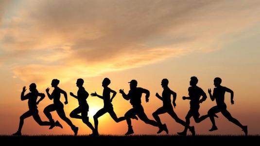 bewegung und eine gesunde figur senken das risiko für ein blutgerinnel erheblich.