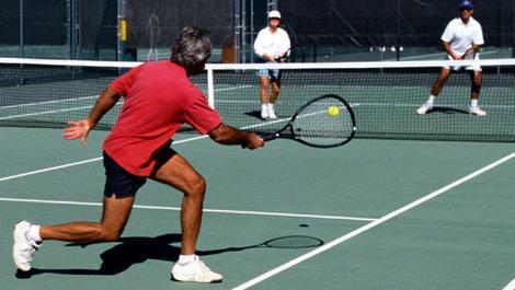 tennis, tennisarm, sport