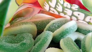 Diabetes-Risikotest: Süßigkeiten