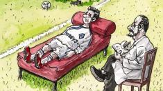 Psychologe, Fußball