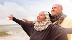 COPD, Meer, Paar