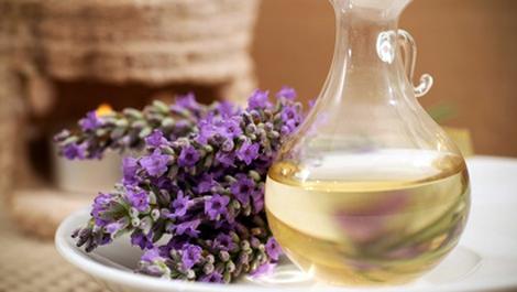 aromatherapie, lavendelöl