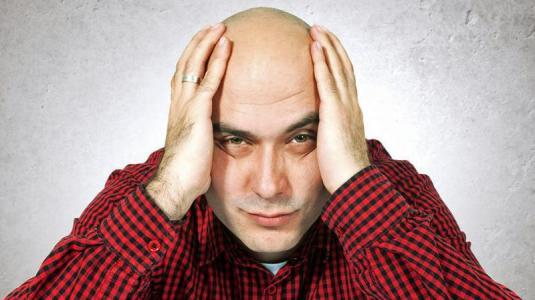 haarausfall am hinterkopf ist mit einem kranken herz verknüpft