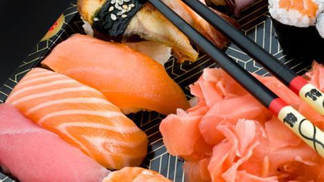 japan, sushi