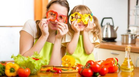 gemüse, kochen, paprika