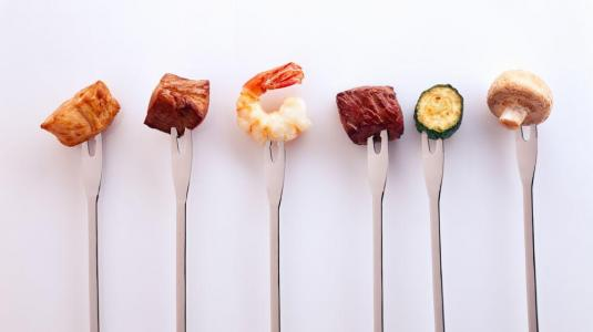 fondue mit hähnchen kann gefährlich sein
