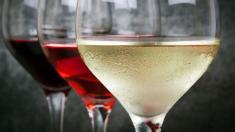 Wein, Alkohol