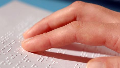 lesen, blindenschrift