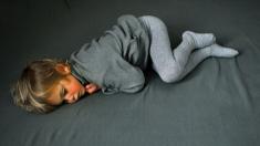 Schlafen, Entspannung, Kind
