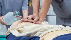Herz-Druck-Massage