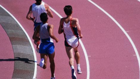 läufer, athleten