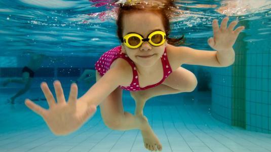 interview zum thema kinder und schwimmen