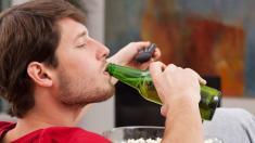 Alkohol schädigt Spermien