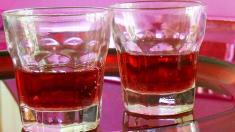 Gläser, Alkohol
