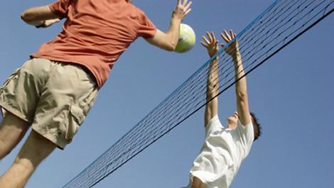 strand, volleyball