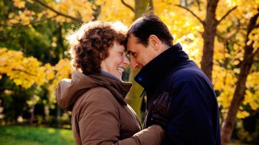 glückliche eheleute leben gesünder